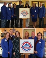 Chamber Surprise Patrol showcases Fort Wood Inn, Laura's Jewelry Design