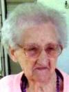 Charlsie Hickey (Feb. 21, 1912 - June 3, 2014)